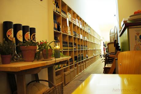 このカフェかわいい! 1