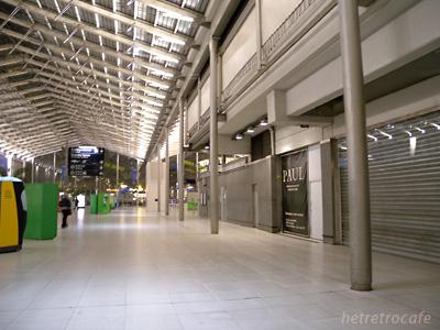 北駅 新しくなって明るくなりましたね
