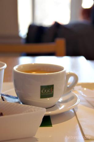 カフェで小休憩 EXKi