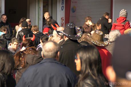 パレード大通りの人々 2