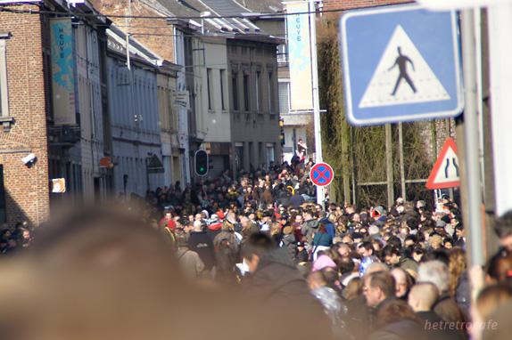 パレード大通りの人々! 8