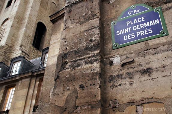 Léglise Saint-Germain-des-Prés