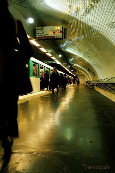 Saint-Germain-des-Prés 駅 2