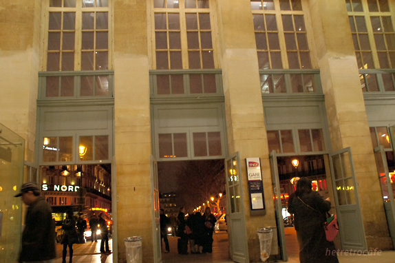 北駅 南正面入口